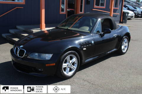 2000 BMW Z3 for sale at Sabeti Motors in Tacoma WA