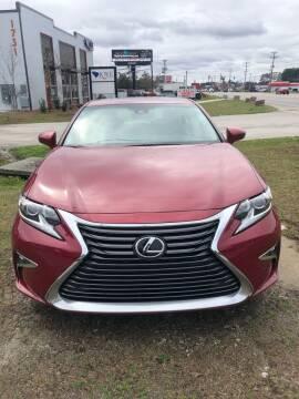 2018 Lexus ES 350 for sale at Gralin Hampton Auto Sales in Summerville SC
