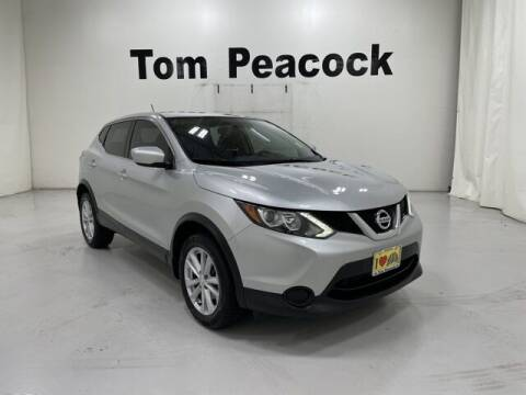 2017 Nissan Rogue Sport for sale at Tom Peacock Nissan (i45used.com) in Houston TX