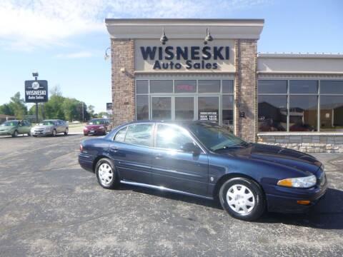 2002 Buick LeSabre for sale at Wisneski Auto Sales, Inc. in Green Bay WI