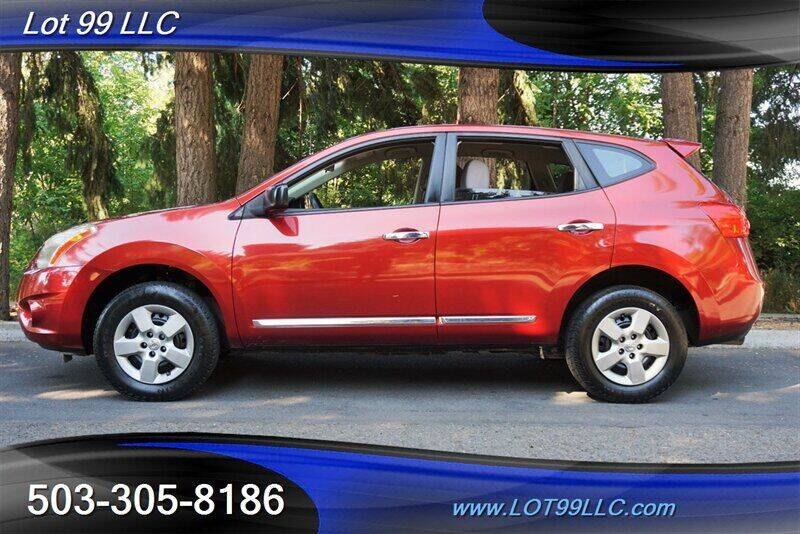 2013 Nissan Rogue for sale at LOT 99 LLC in Milwaukie OR