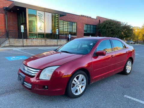 2007 Ford Fusion for sale at Auto Wholesalers Of Rockville in Rockville MD