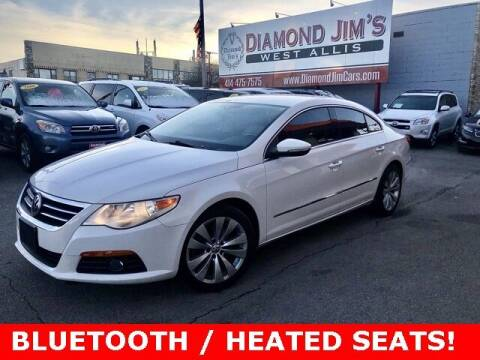 2010 Volkswagen CC for sale at Diamond Jim's West Allis in West Allis WI