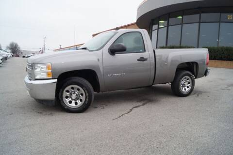 2013 Chevrolet Silverado 1500 for sale at Next Ride Motors in Nashville TN