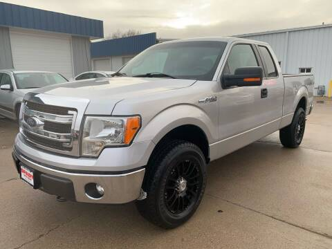 2014 Ford F-150 for sale at Spady Used Cars in Holdrege NE