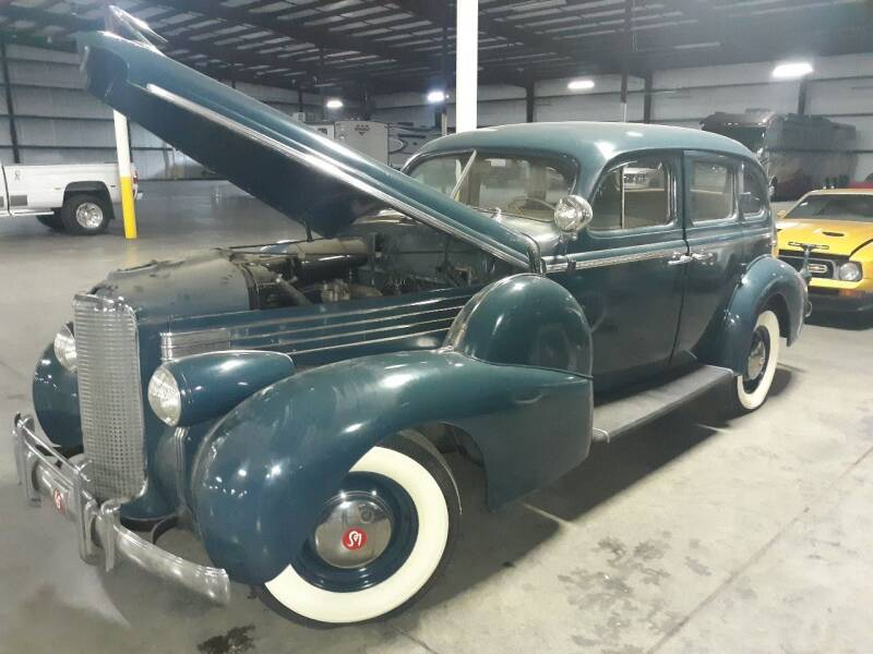 1938 Cadillac LaSalle for sale at Heartland Classic Cars in Effingham IL
