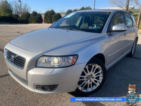 2009 Volvo V50 for sale at IMPORTS AUTO GROUP in Akron OH