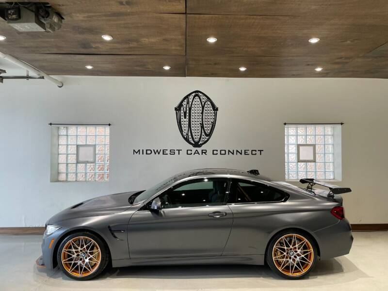 2016 BMW M4 for sale at Midwest Car Connect in Villa Park IL