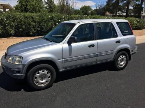 1998 Honda CR-V for sale at FAMILY AUTO SALES in Sun City AZ