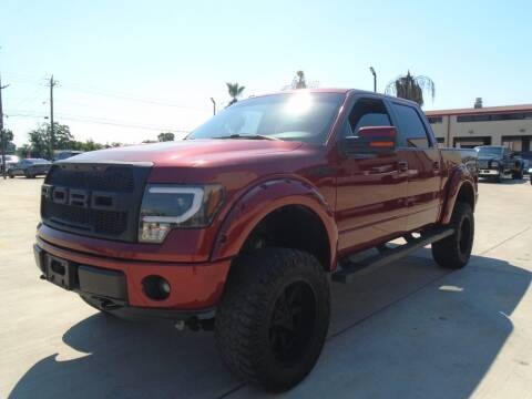 2014 Ford F-150 for sale at Premier Foreign Domestic Cars in Houston TX