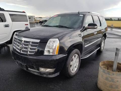2010 Cadillac Escalade for sale at Revolution Auto Group in Idaho Falls ID