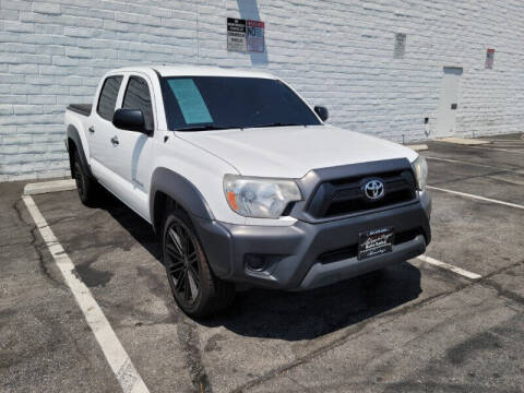 2012 Toyota Tacoma for sale at ADVANTAGE AUTO SALES INC in Bell CA