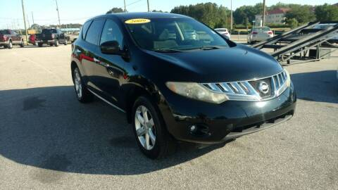 2009 Nissan Murano for sale at Kelly & Kelly Supermarket of Cars in Fayetteville NC
