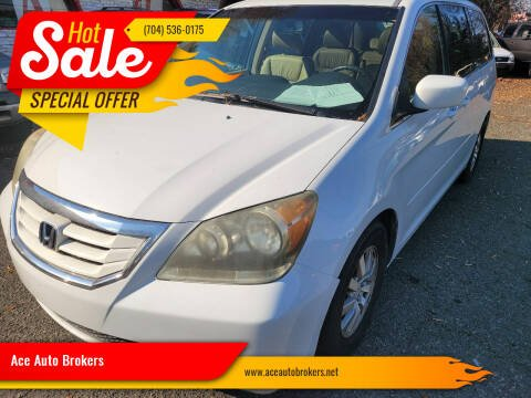 2008 Honda Odyssey for sale at Ace Auto Brokers in Charlotte NC