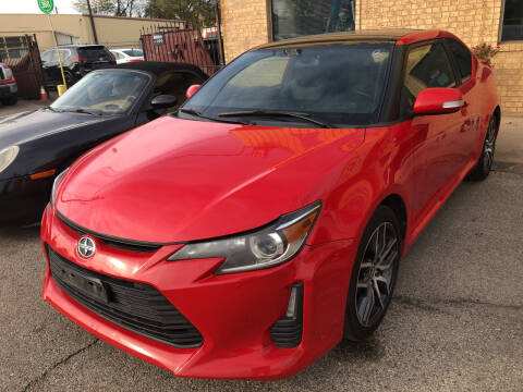 2015 Scion tC for sale at Auto Access in Irving TX