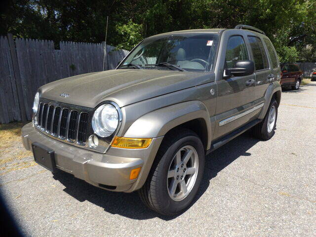 2006 Jeep Liberty for sale at Wayland Automotive in Wayland MA