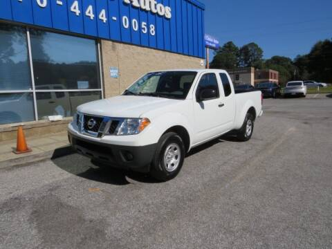 2017 Nissan Frontier for sale at Southern Auto Solutions - 1st Choice Autos in Marietta GA