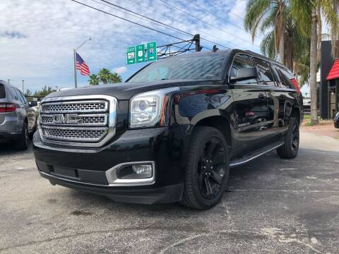 2017 GMC Yukon XL for sale at Gtr Motors in Fort Lauderdale FL