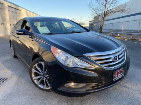 2014 Hyundai Sonata for sale at JerseyMotorsInc.com in Teterboro NJ