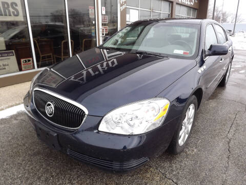 2008 Buick Lucerne for sale at Arko Auto Sales in Eastlake OH