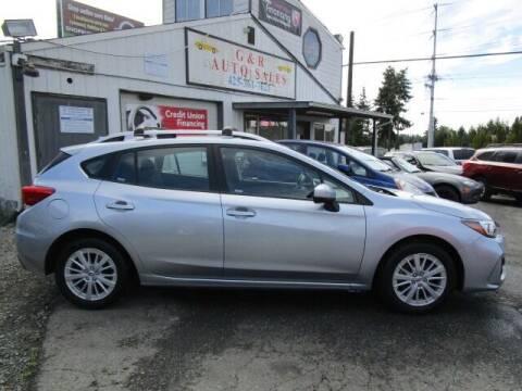 2018 Subaru Impreza for sale at G&R Auto Sales in Lynnwood WA