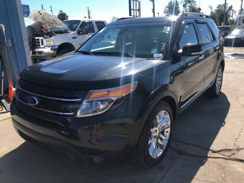 2014 Ford Explorer for sale at Outdoor Recreation World Inc. in Panama City FL