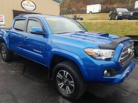 2016 Toyota Tacoma for sale at W V Auto & Powersports Sales in Cross Lanes WV