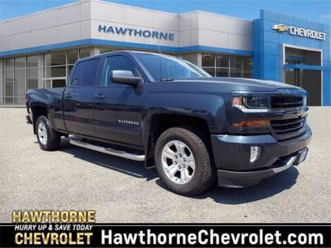 2018 Chevrolet Silverado 1500 for sale at Hawthorne Chevrolet in Hawthorne NJ