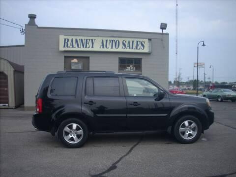 2011 Honda Pilot for sale at Ranney's Auto Sales in Eau Claire WI
