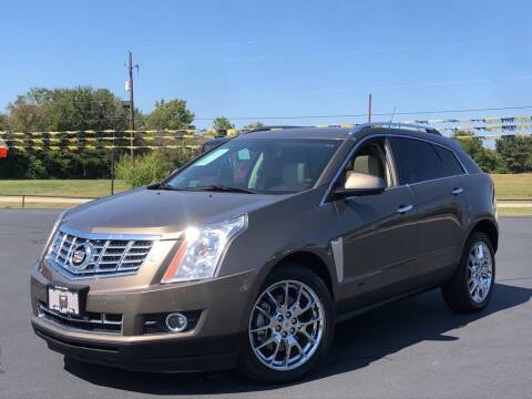 2014 Cadillac SRX for sale at J & L AUTO SALES in Tyler TX
