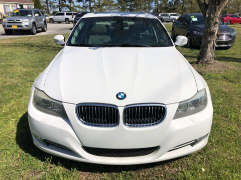 2011 BMW 3 Series for sale at Greenville Motor Company in Greenville NC
