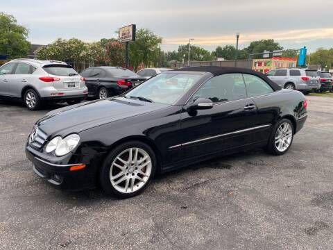 2009 Mercedes-Benz CLK for sale at BWK of Columbia in Columbia SC