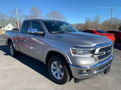 2020 RAM Ram Pickup 1500 for sale at Hillside Motors in Jamestown KY