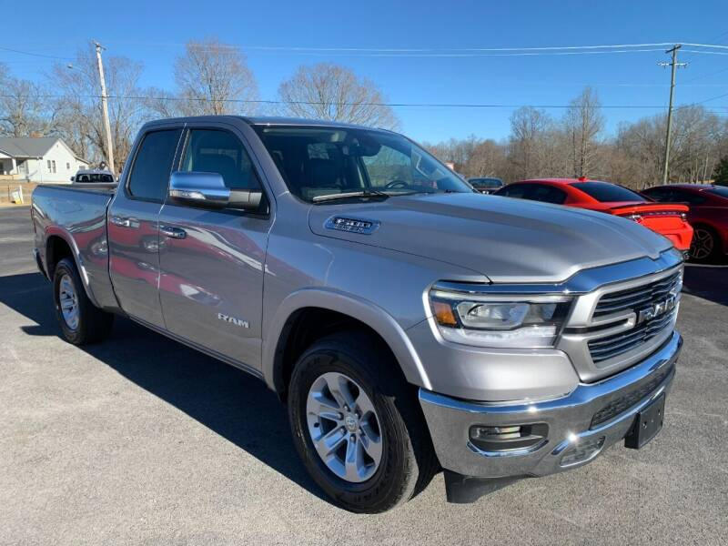 2020 RAM Ram Pickup 1500 for sale at Hillside Motors in Jamestown KY