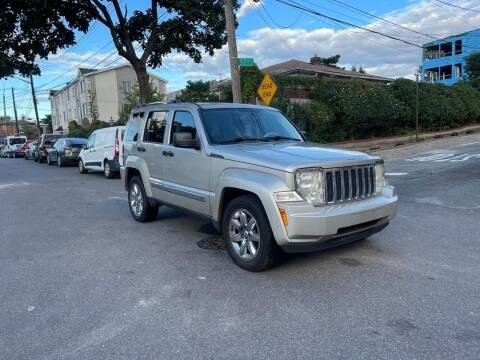2008 Jeep Liberty for sale at Kapos Auto, Inc. in Ridgewood NY