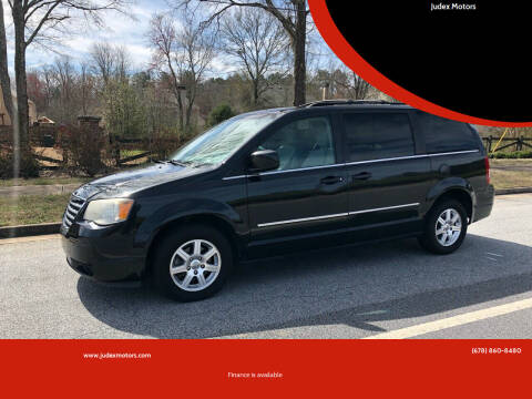 2009 Chrysler Town and Country for sale at Judex Motors in Loganville GA