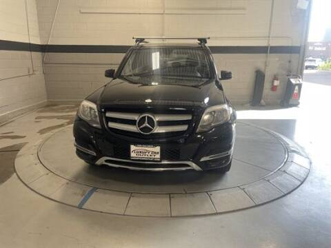 2014 Mercedes-Benz GLK for sale at Luxury Car Outlet in West Chicago IL