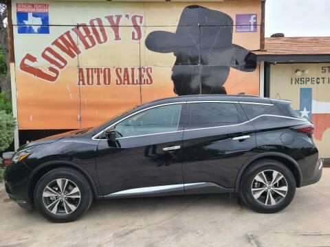 2020 Nissan Murano for sale at Cowboy's Auto Sales in San Antonio TX