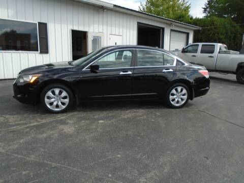 2008 Honda Accord for sale at NORTHLAND AUTO SALES in Dale WI