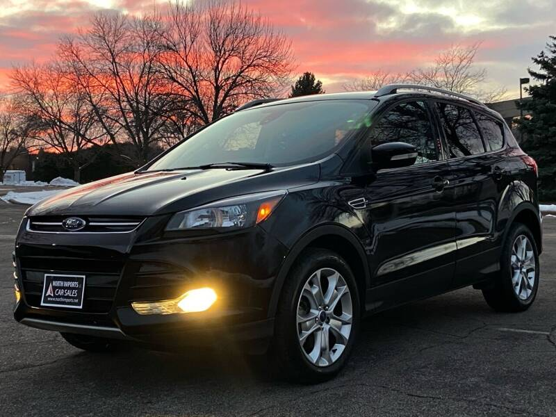 2016 Ford Escape for sale at North Imports LLC in Burnsville MN