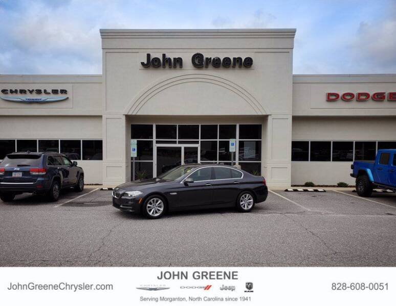 2014 BMW 5 Series for sale in Morganton, NC