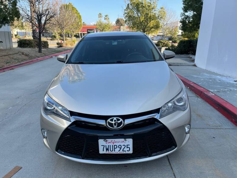 2016 Toyota Camry for sale at Faith Auto Sales in Temecula CA