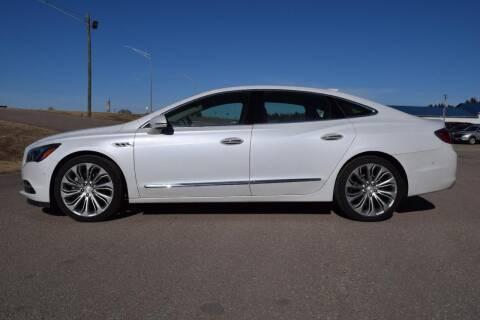 2017 Buick LaCrosse for sale at Tripe Motor Company in Alma NE