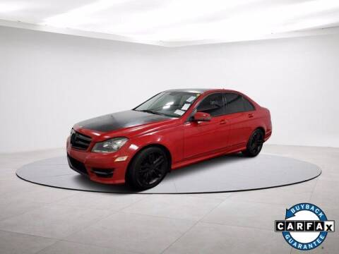 2014 Mercedes-Benz C-Class for sale at Carma Auto Group in Duluth GA