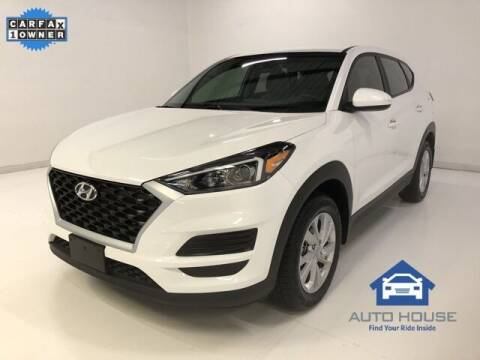 2020 Hyundai Tucson for sale at AUTO HOUSE PHOENIX in Peoria AZ
