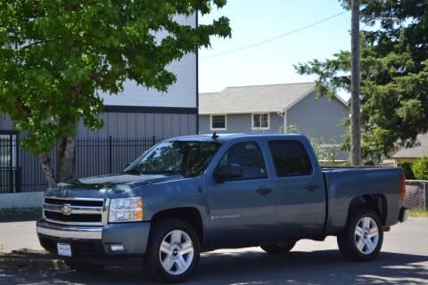 2007 Chevrolet Silverado 1500 for sale at Skyline Motors Auto Sales in Tacoma WA
