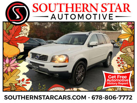 2011 Volvo XC90 for sale at Southern Star Automotive, Inc. in Duluth GA