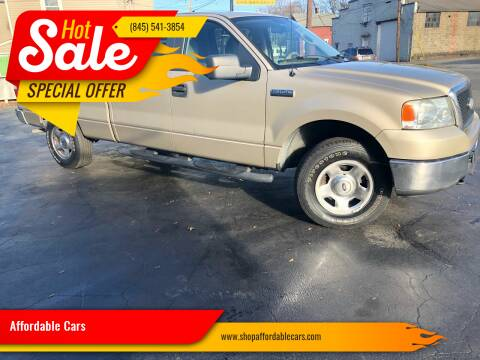 2007 Ford F-150 for sale at Affordable Cars in Kingston NY