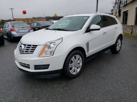 2014 Cadillac SRX for sale at Hi-Lo Auto Sales in Frederick MD