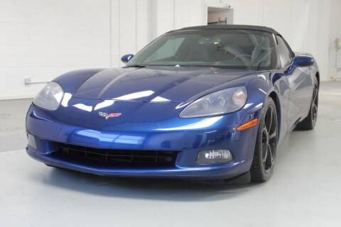 2007 Chevrolet Corvette for sale at Mag Motor Company in Walnut Creek CA